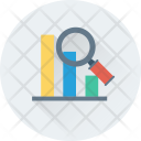 Research Analysis Analytics Icon