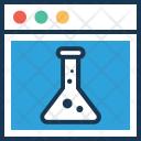 Research Development Web Icon
