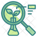 Research Laboratory Ecology Icon