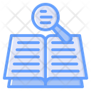 Research Analysis Science Icon