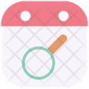 Research Time Science Icon