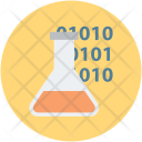 Research Number Experiment Icon