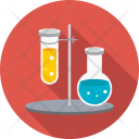 Chemistry Lab Equipments Icon