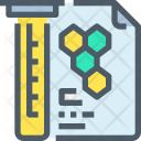 Scientific Study Research Icon