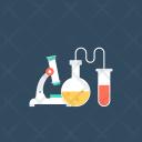 Chemistry Practicals School Icon