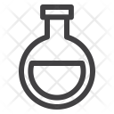 Research Science Flask Icon