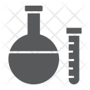 Research Chemistry Laboratory Icon