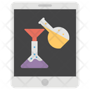 Research Lab Apparatus Practical Icon