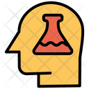 Research Scientist Human Mind Icon
