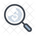 Research Search Way Icon