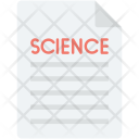 Research Article Science Icon