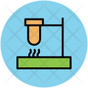 Research Tube Holder Icon