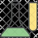 Research Flask Laboratory Icon