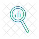Research Analysis Search Analysis Seo Icon