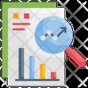 Market Analytics Seo Analysis Icon