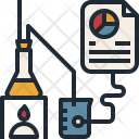 Research Analysis Icon