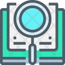 Research book Icon