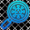 Research Corona Virus Icon