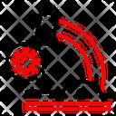 Research Coronvirus Icon
