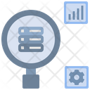 Research Data Icon