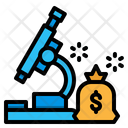 Research Charity Donation Icon