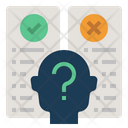 Research Hypothesis Icon
