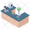 Research Lab Icon