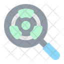 Research Nuclear Science Icon