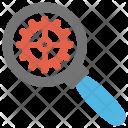 Research Optimization Icon