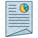 Sheet Report Document Icon