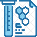 Scientific Study Lab Icon