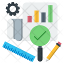 Research Audit Paper Icon