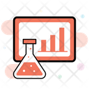 Chemical Report Lab Research Laboratory Practical Icon
