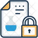 Document Protection Encryption Icon