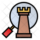 Research strategy Icon