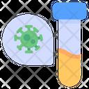 Research Virus Icon