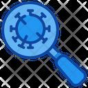 Search Virus Coronavirus Icon