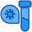 Laboratory Virus Lab Icon