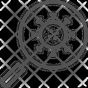 Virus Research Identity Icon