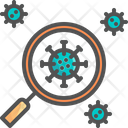 Virus Research Search Icon