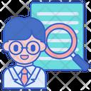 Researcher Avatar Professior Icon