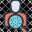 Researcher Investigator Research Icon