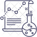 Researcher Graph Analytics Icon