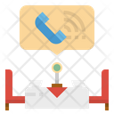Reservation Reserve Call Icon