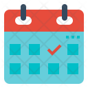 Reserve Date Icon
