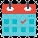 Create Event Calendar Icon