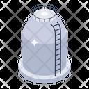 Silo Reservoir Storage Unit Icon