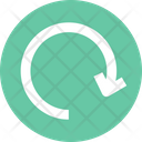 Reset Reload Update Icon