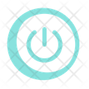 Reset Restart Power Icon