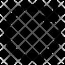 Arrow Reset Loading Icon